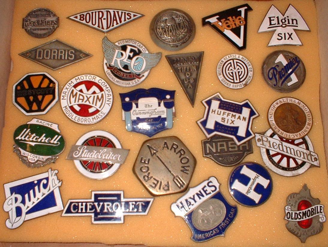 Emblem Collecting Part I